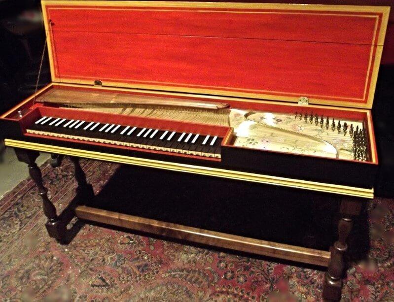 Lịch sử về cây đàn Piano | Học viện âm nhạc SEAMI