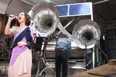 Những loại nhạc cụ độc đáo nhất trên thế giới - Chuyện lạ - NetNews.vn